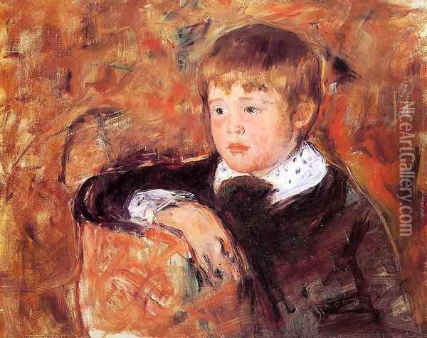 Master Robert Kelso Cassatt Oil Painting - Mary Cassatt