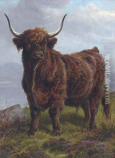Monarch Of The Glen Painting Sale Price
