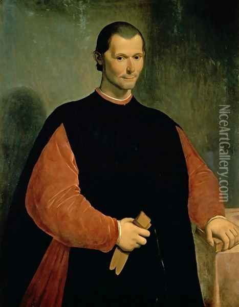 Relationship between Niccolo Machiavelli and the powerful Medici family Essay Sample
