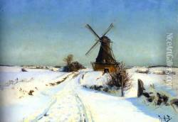 Vindmoue (A Windmill)