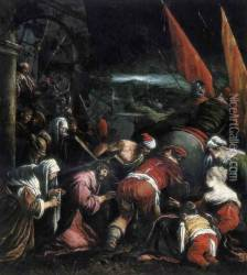 The Road to Calvary 1575