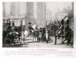 The Entrance of Napoleon into Berlin in October 1806