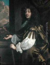 Richard Jones 1641-1712 3rd Earl of Ranelagh
